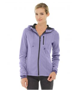 Phoebe Zipper Sweatshirt-M-Purple