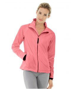 Ingrid Running Jacket-L-Red