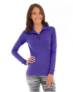Adrienne Trek Jacket-XL-Purple