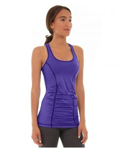 Leah Yoga Top-M-Purple